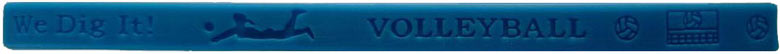 Voleyball Wristbands make great gifts and motivation for all volleyball enthusiasts